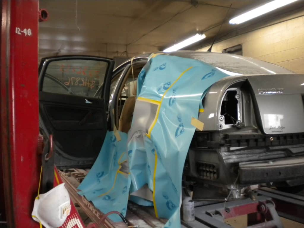 Auto body repair, painting and more
